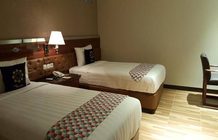 D'Sovia Hotel Bandung - Kamar Deluxe