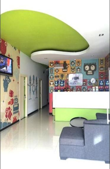 Robotel Makassar Makassar - Lobby