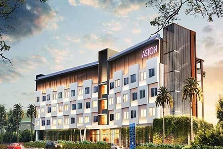 Aston Anyer - Tampilan Luar Hotel