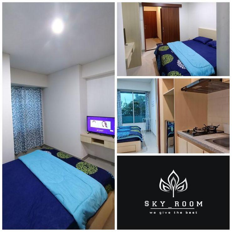 Apartemen Grand Kamala Lagoon by SKY ROOM Bekasi - Bedroom