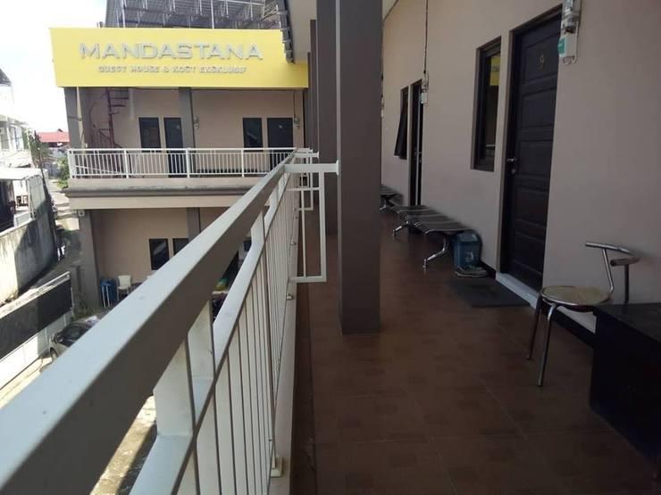 MANDASTANA Guest House Banjarmasin - Exterior