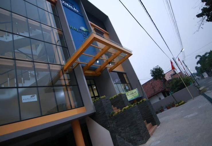 Hotel Khalifah Palembang - Eksterior