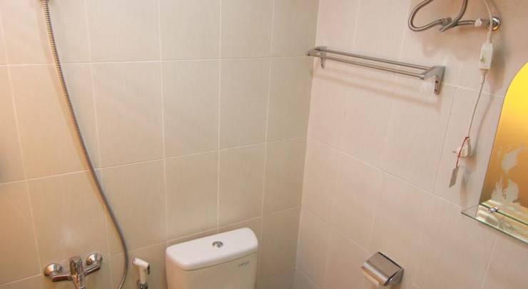 Hotel Khalifah Palembang - Kamar mandi