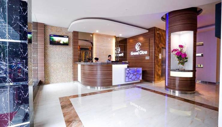 Grand Citra Makassar Makassar - Reception