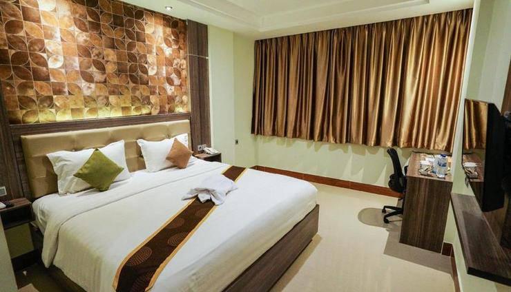 Grand Citra Makassar Makassar - Guest room