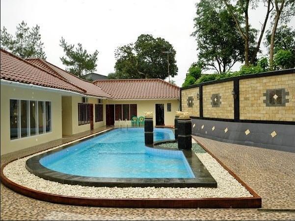 Resort Cinta Kasih (RCK) Bogor - Pool
