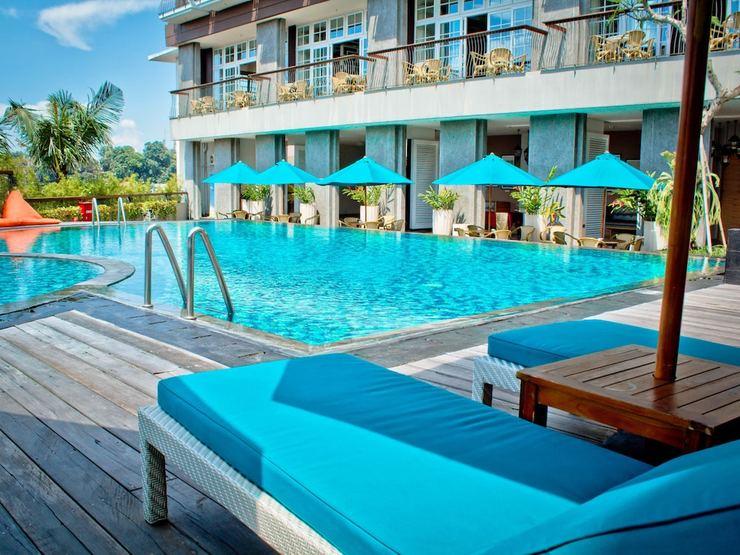 THE 101 Hotel Bogor - Pool