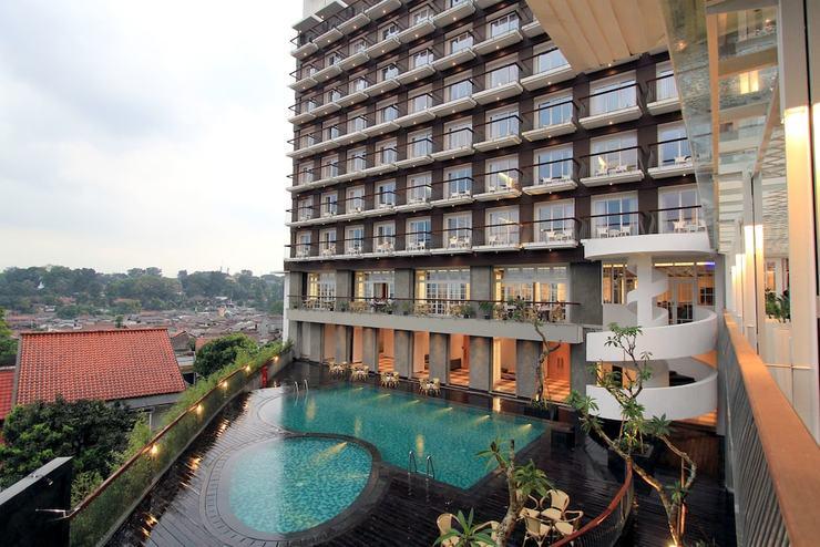 THE 101 Hotel Bogor - Exterior