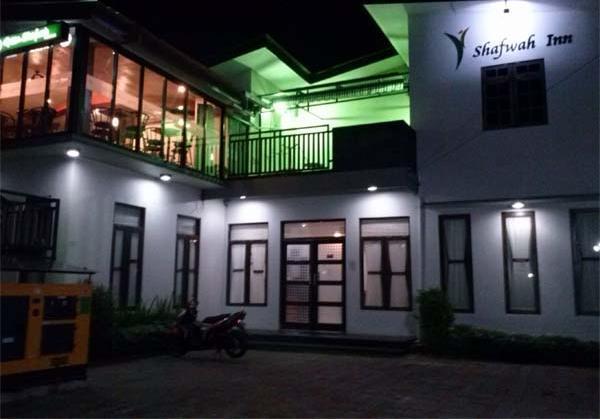 Shafwah Inn Banjarbaru - depan