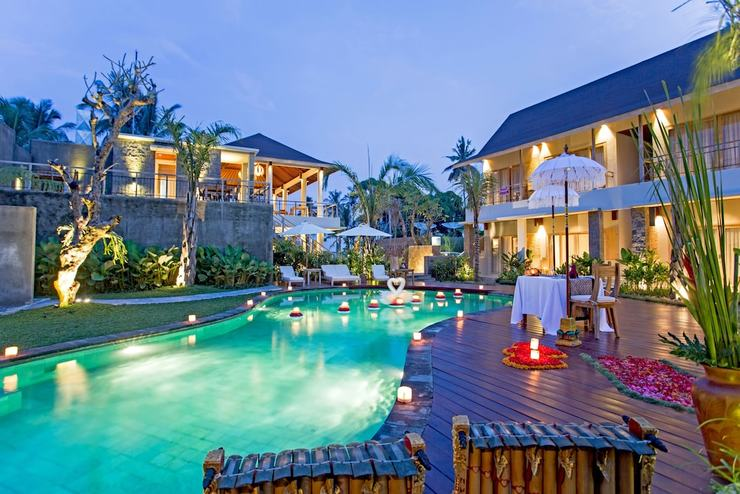 Anulekha Resort and Villa Ubud - Outdoor Pool
