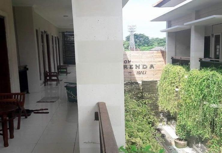 Pondok Karenda Kuta Bali - Balcony