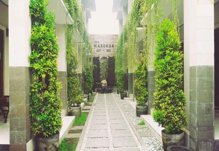 Pondok Karenda Kuta Bali - Exterior
