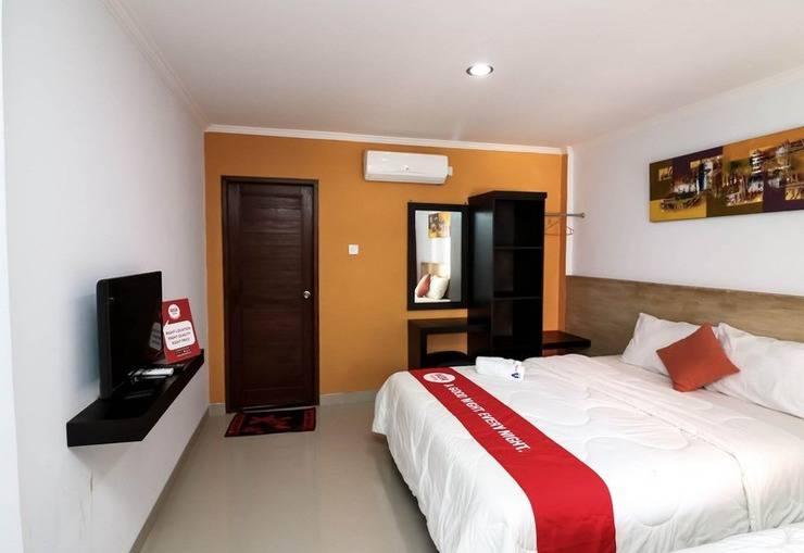 NIDA Rooms Kuta Oberoi Getaway Bali - Kamar tamu