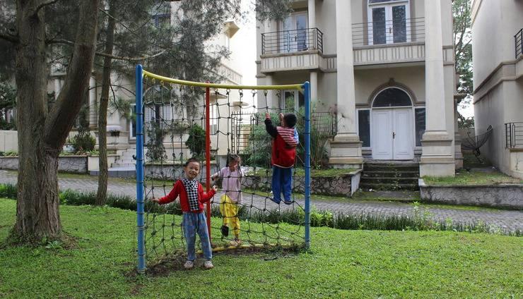 Villa Berastagi Highland Berastagi - Area bermain anak-anak