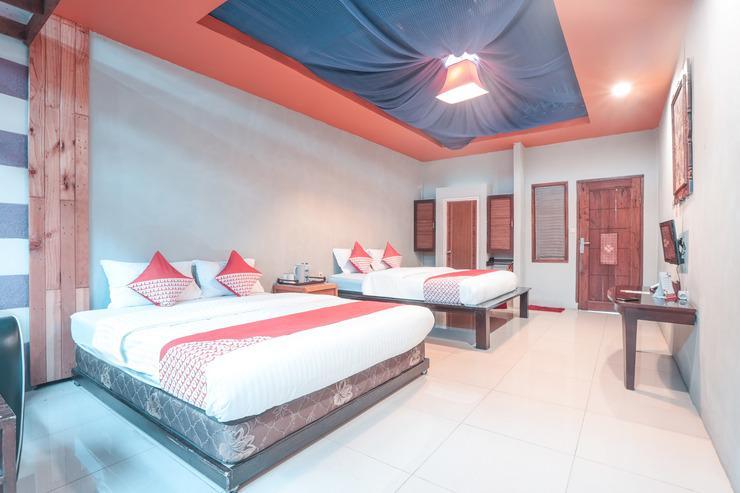 OYO 243 The Village Bumi Kedamaian Bogor - Bedroom