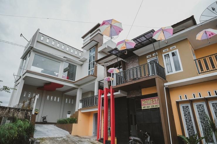 RedDoorz Syariah @ Jalan Dieng Wonosobo - Bangunan Properti