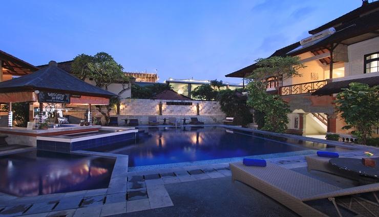 Hotel The Taman Ayu Seminyak - Facilities