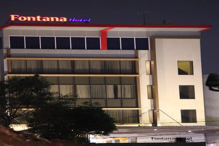 Fontana Hotel Jakarta - Eksterior