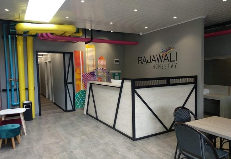 Rajawali Homestay Palembang - Lobby