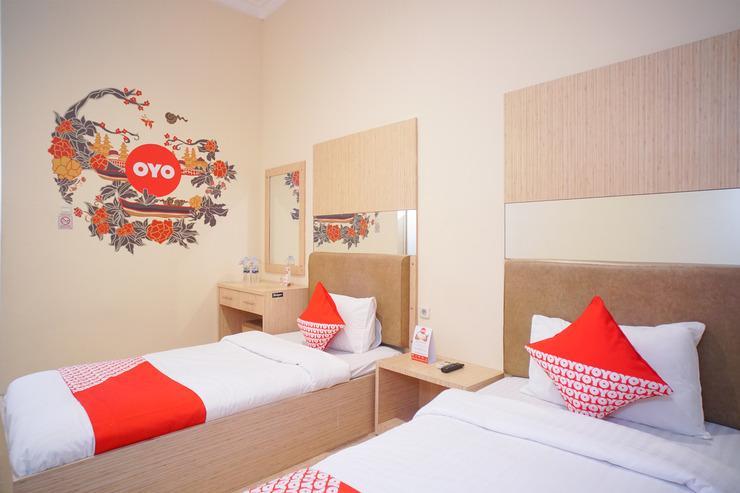 OYO 182 Nugraha Residence Palembang - BEDROOM