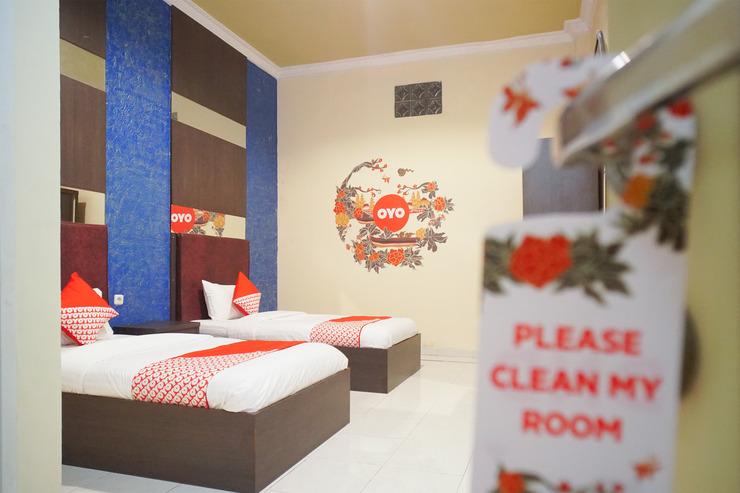 OYO 182 Nugraha Residence Syariah Palembang - bedroom