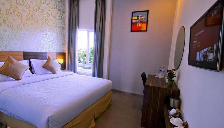 Splash Hotel Bengkulu - Deluxe (17/July/2014)