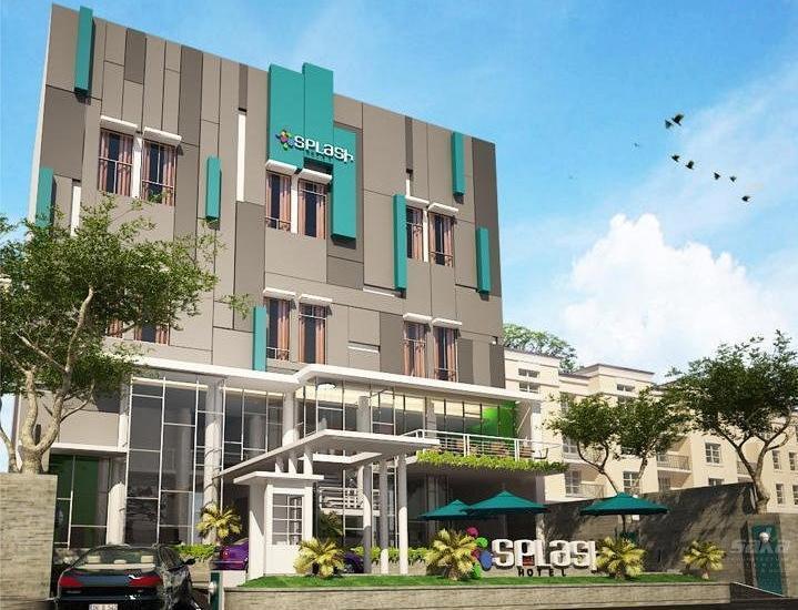 Splash Hotel Bengkulu - (17/July/2014)