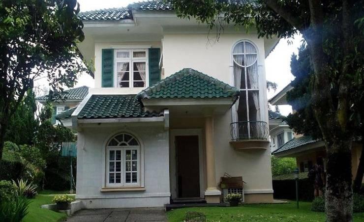 Villa Puncak Resort Gunung Geulis 20 Cianjur - Eksterior