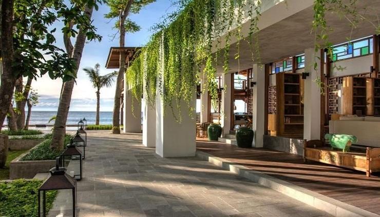 Jeeva Santai Villas Lombok - Exterior