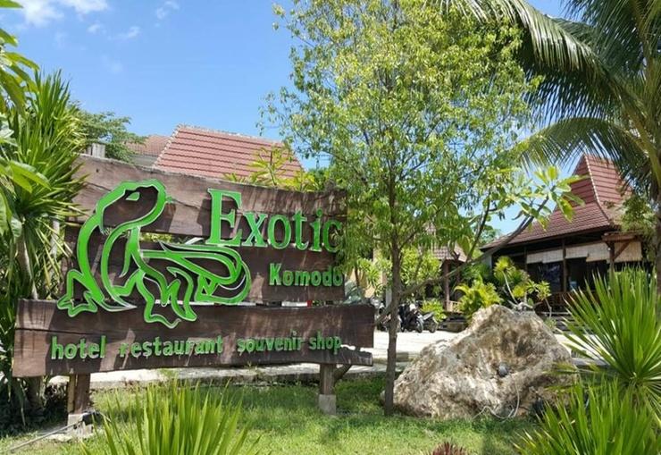 Exotic Komodo Hotel Manggarai Barat - Exterior