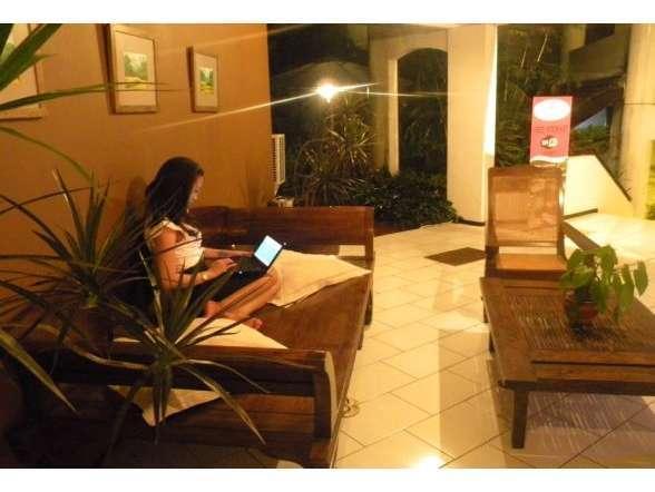 Hotel Sahid Montana Malang - Teras