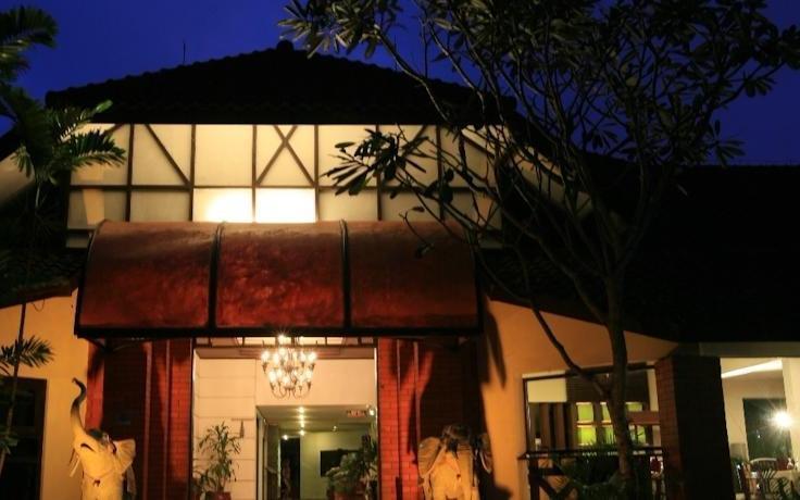 Hotel Sahid Montana Malang - Entrance1
