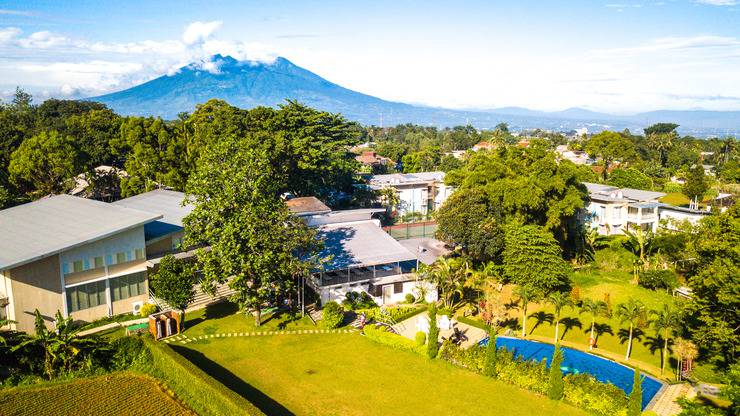 D Agape Residence Bogor - Agape View
