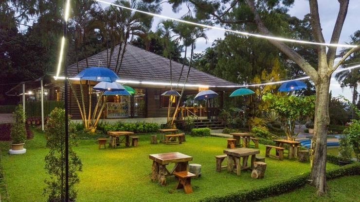D Agape Residence Bogor - Common space
