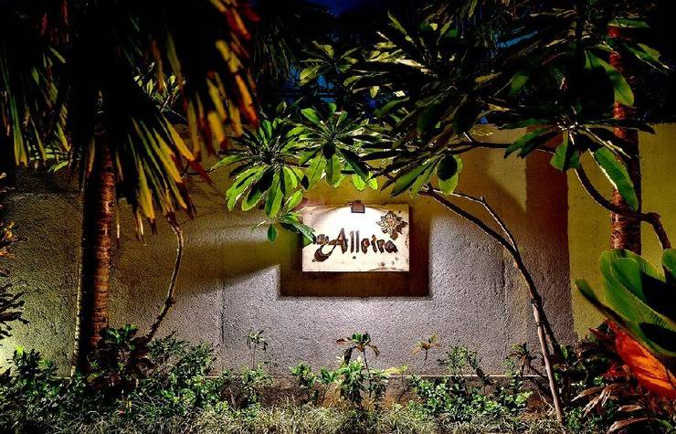 Villa Alleira Bali - pandangan depan