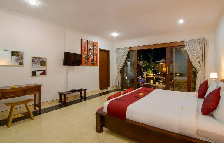 Villa Alleira Bali - Kamar tidur