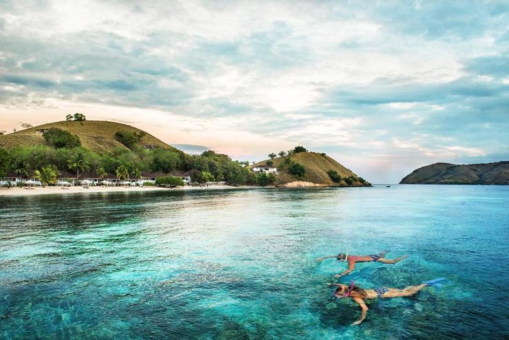 Sudamala Resort, Seraya Flores - Ocean