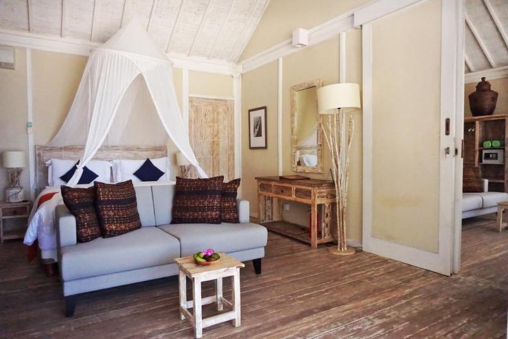 Sudamala Resort, Seraya Manggarai Barat - Bedroom