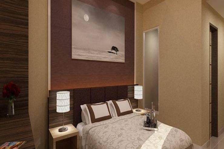 LYNT Hotel  Jakarta - Kamar tamu
