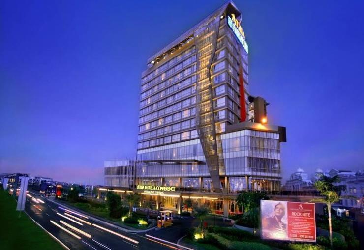 Atria Hotel Gading Serpong Tangerang - Hotel Building