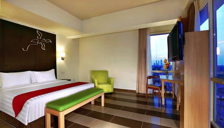 Atria Hotel Gading Serpong South Tangerang - Deluxe Room