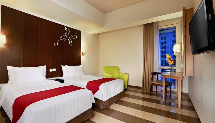 Atria Hotel Gading Serpong Tangerang - Superior Twin