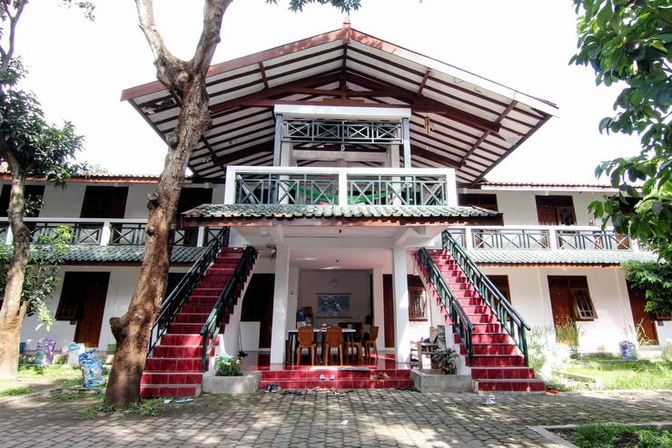 Arjuna 31 Homestay Yogyakarta - Exterior
