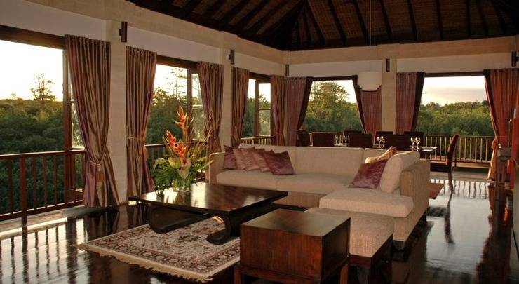 Gending Kedis Luxury Villas & Spa Estate Bali - Ruang tamu