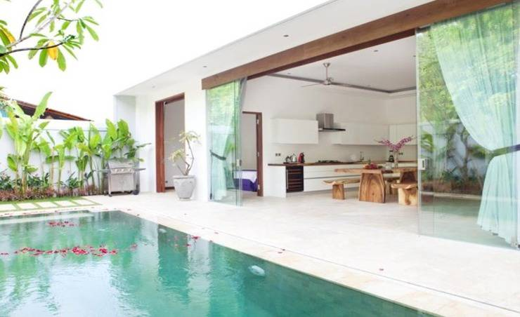Anema Villa Seminyak - Kolam Renang