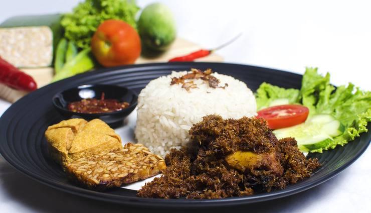 Guest House and Salon Spa Fora Lingkar Selatan Bandung - Timbel Komplit