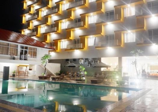 Vega Hotel Sorong Sorong - Building