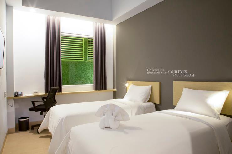 Kyriad Hotel Fatmawati Jakarta Jakarta - Deluxe_1