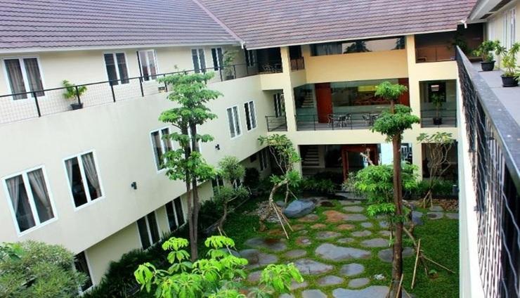 Bale Ocasa Tangerang - Exterior