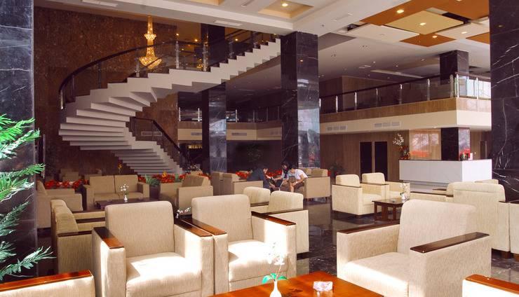 Hotel Grand Antares Medan - Lobi
